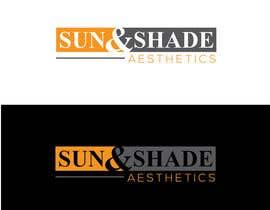 #13 for Design a Logo for SUN & SHADE Aesthetics by asimjodder