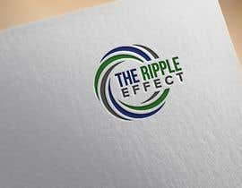 #39 for The Ripple Effect - Logo Creation by EagleDesiznss