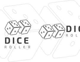 #26 for logo design for Dice-Roller by sanratul001