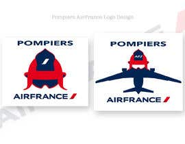 #5 for Make a logo for FIREFIGHTERS ( Air France, AIRPORT ) by jamesmahoney98