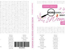 #63 for Book Cover for Word Search Book by biplabnayan