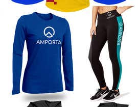 AlaminTalukder tarafından Mockup collection for clothing company / sportswear için no 37