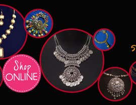 #40 for Design a Banner of Online Jewellery Shop for facebook cover photo by Abhiroy470
