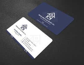 #40 para 2 sided Business Card Layout & Logo por tamamallick