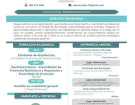 #29 for Resume desing by norleyrumbos