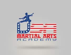 #39 for karate logo af rizwanmarjan