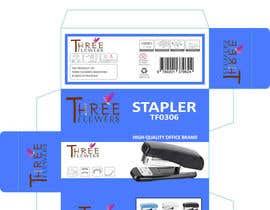 #27 for desktop stapler machine packaging box by ubaid92