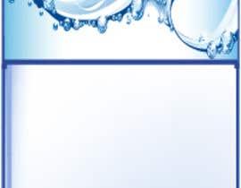 #26 Creative Water bottle label design részére seba32 által