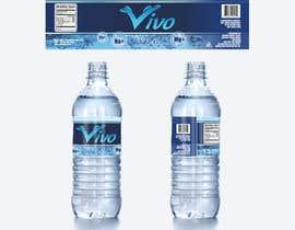#34 Creative Water bottle label design részére pixelmanager által