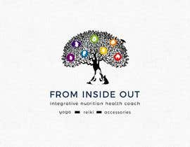 "#40 για I am starting a health coaching business with the slogan ""From Inside Out"".  I offer a holistic approach to health and realizing your health goals.  Market is the whole family. Other services private/group yoga classes and reiki healing services. από derdelic"