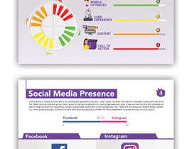 """#10 for Design a Brochure- """"Purple Dot Report"""" by pixelmanager"""