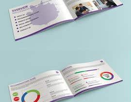 """#19 for Design a Brochure- """"Purple Dot Report"""" by mdtafsirkhan75"""