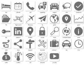 Nro 1 kilpailuun Create an icon set käyttäjältä yeadul