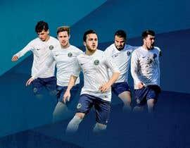 nº 34 pour EASY & SIMPLE:  one football image / banner / poster par emanadel96