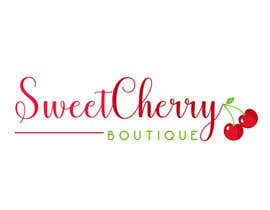 #20 for Hi! I need a logo designed please for my baby clothes/home made baby products business. The business name is: Sweet Cherry Boutique. I would like an image of a cherry somewhere in the logo please. by mun0202mun
