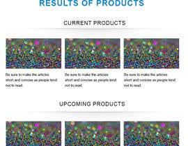 amitesh123 tarafından Modern Email Marketing Template Design için no 11