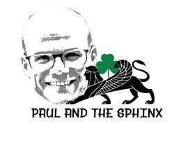 #16 for Urgent Need a logo with a combination of Paul and the Sphinx, please include a small shamrock and green in design. by Ejoselle