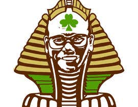 #20 for Urgent Need a logo with a combination of Paul and the Sphinx, please include a small shamrock and green in design. by johndelight31