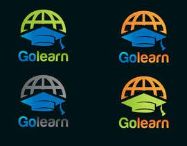#50 for Design a logo (GoLearn) by AstroDezigner