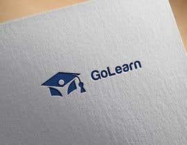 #131 for Design a logo (GoLearn) by designrafsan