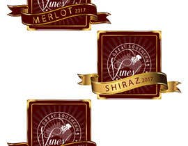 #7 for Design our wine label using our logo by pgaak2