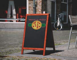 #88 for LOGO PIZZERIA TAKE AWAY by mmo56ed119357588