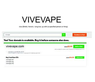 Image of                             Brand Name for Herbal Vape Compa...