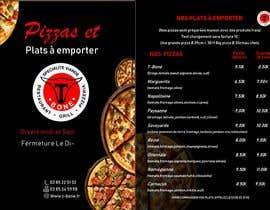 Nro 16 kilpailuun Concevez un flyer de restaurant käyttäjältä mustjabf