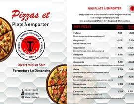 Nro 17 kilpailuun Concevez un flyer de restaurant käyttäjältä mustjabf