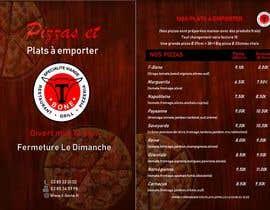 Nro 19 kilpailuun Concevez un flyer de restaurant käyttäjältä mustjabf