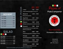 Nro 31 kilpailuun Concevez un flyer de restaurant käyttäjältä mustjabf
