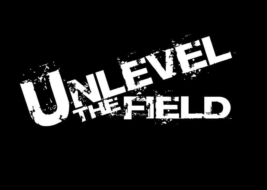 Inscrição nº 227 do Concurso para UNLEVEL THE FIELD - Re-Do Graphic for Sports Company