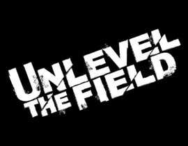 #261 pentru UNLEVEL THE FIELD - Re-Do Graphic for Sports Company de către dylan1230