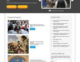 #6 Website Design for Spirit of America részére Krishley által