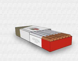 #20 for Cigarette box package by CamilaSic