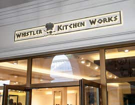 #35 for Logo for a retail store - Kitchen works by sarwarsaru9