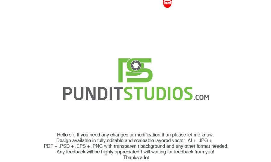 Proposition n°210 du concours Design a Logo for Pundit Studios