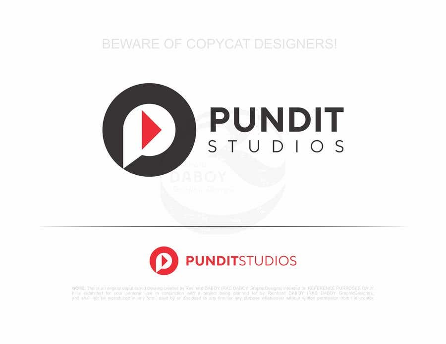 Proposition n°325 du concours Design a Logo for Pundit Studios