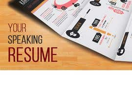 #11 for Create an infographic CV by W3WEBHELP