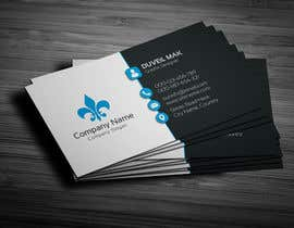 #10 for Design some business cards by khansatej1