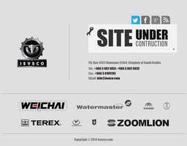 #11 untuk Design unique and Professional Under construction page oleh fabioteixeira