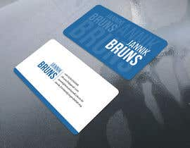 #90 for Business Card Design   SIMPLE   MINIMALISTIC by tamamallick