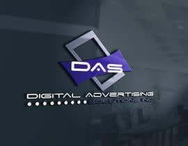 """IAN255 tarafından Design a Logo for new startup called """"Digital Advertising Solutions Inc"""" için no 92"""