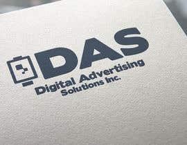 """Naumovski tarafından Design a Logo for new startup called """"Digital Advertising Solutions Inc"""" için no 86"""