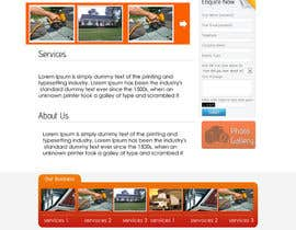 #7 untuk Wordpress Theme Design for Specialized Roofing & Contracting Inc. oleh opaquez