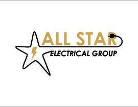 "#18 for I would like a logo designed for an electrical company i am starting, the company is called ""All Star Electrical Group"" i like the colours green and blue with possibly a white background and maybe a gold star somewhere but open to all ideas by gjcadivida"