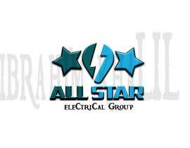 "#19 for I would like a logo designed for an electrical company i am starting, the company is called ""All Star Electrical Group"" i like the colours green and blue with possibly a white background and maybe a gold star somewhere but open to all ideas by IbrahimKhalilKSA"