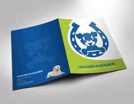 #23 for Presentation Folder for Pet Business by dnoman20