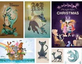#90 for Illustrator for childrens book by sengsavane