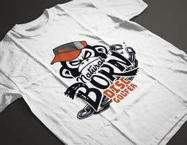 #19 for T-shirt / logo design by RibonEliass